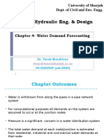 Chapter #4- Water Demand Forecasting.pptx