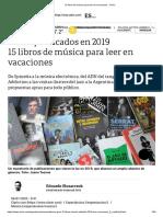 15 libros de música para leer en vacaciones - Clarín.pdf