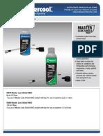 Mastercool 53615-Flier Catalogue