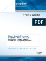Tra Study Guide Preview 041805