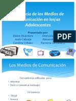 Influencia de los Medios de Comunicacion en la Adolescencia.pptx