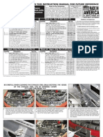 2010 Up Ford Fusion Grille Installation Manual Carid