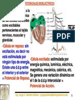 7. GENERACION POTENCIALES BIOELECTRICOS (1)