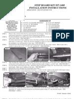 27 1405 Saturn Vue Installation Instructions Carid
