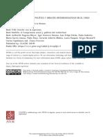 Igor Goicovic (2019) Compromiso Político y Debates Historiográficos en El Chile Actual