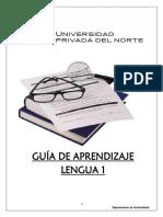 GUÍA DE LENGUA_1_2015