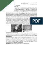 Matematica III - Unidad 2 - Calculo Vectorial - UNEFA