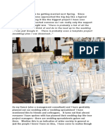 Project management lessons from…wedding planning.docx