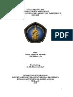 14. Grecie Islamiyah - Parkinson Disease - dr. SBR.docx