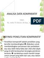 ANALISA DATA KOMPARATIF.pptx