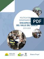 Documento técnico política pública departamental de discapacidad.pdf
