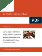 EL-PODER-LEGISLATIVO