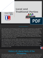 Local-and-Tradtional-Parties