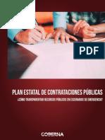 Plan de Contrataciones Públicas