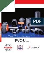 u-PVC inch