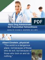 Deworming - STH DOH 2