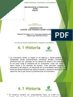 Administración de inventarios UNIDAD 6 formato dos