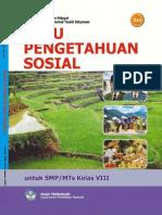 SMP/MTs Kelas 8 - Ilmu Pengetahuan Sosial