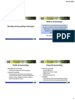 The Role of Accounting in Business_handouts