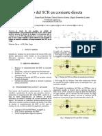 Informe no. 2 Electrónica 3