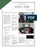 Boletin Julio 2018