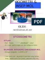 KONSEP MOL & STOIKIOMETRI1 - Copy.ppt