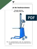 Manual E100-Spanish