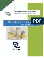 Manual de Productos Lacteos