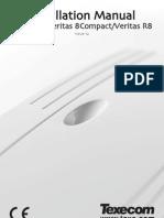 Veritas 8 Compact INST Manuals