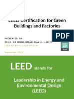 LEED Presentation for Owners_Revised 24Novl2019