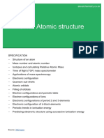01 Atomic structure