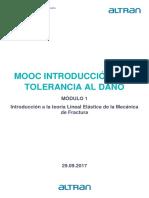Módulo_1_Introducción a la teoría Lineal Elástica de la Mecánica de Fractura_Issue_A