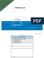 L_EER_ZTE LTE FDD LR17  Feature List_V1.3