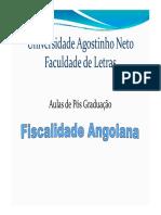 Direito Fiscal Angola