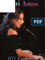 Tori Amos Unplugged