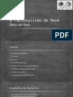 Descartes e Hume