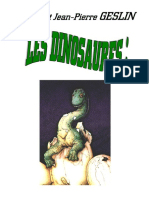 LES DINOSAURES complet