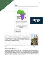 African Religion NY