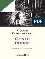 Gente Pobre - Fiódor Dostoiévski.epub