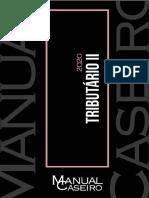 Manual Caseiro - Tributário II 2020.pdf