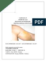 ruptura musculara studiu de cqz