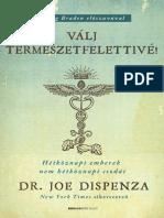 Dr.  Joe Dispenza