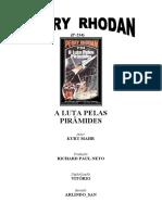 P-214 - A Luta Pelas Pirâmides - Kurt Mahr.doc