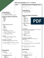Estudo Dirigido Das Linguagens C Pascal