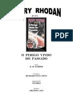 P-217 - O Perigo Vindo do Passado - K. H. Scheer.doc