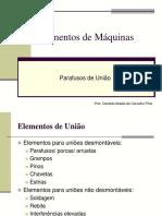 Aula-16- Parafusos_Uniao