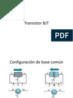Curvas de transistores