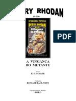 P-228 - A Vingança do Mutante - William Voltz.doc