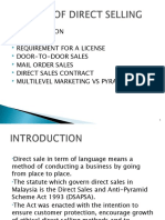 THE LAW OF DIRECT SELLING.ppt
