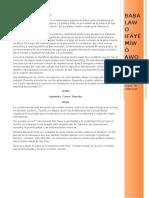 modelo de Registro de ifa